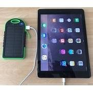 Solar power bank 4000 mAh iPad